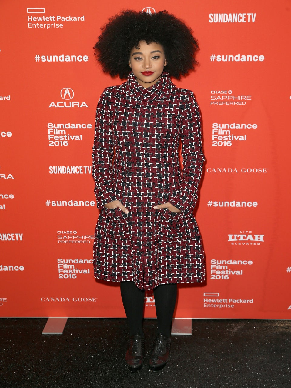 Amandla Stenberg Is Headed to NYU