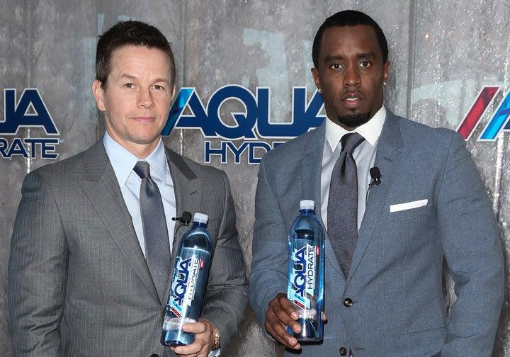 Diddy, Wiz Khalifa, Eminem and Mark Wahlberg Donate 1 Million Bottles of Water to Flint