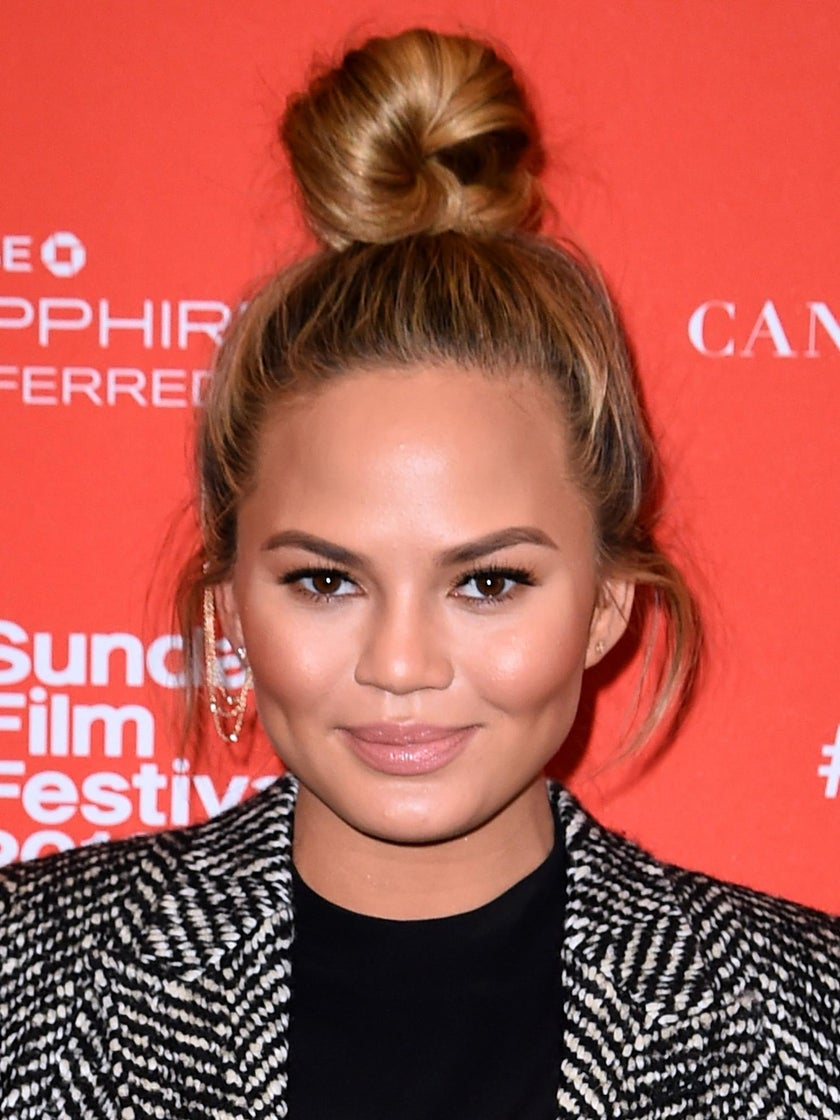 Chrissy Teigen's Stretch Mark Solution is Super Luxe