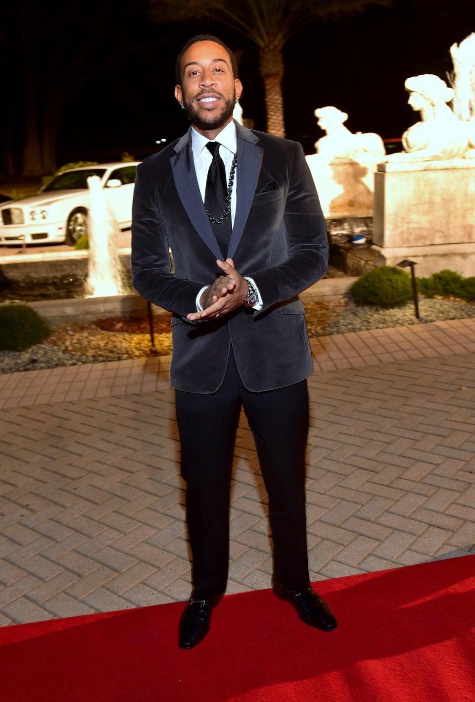 Ludacris and Usher Inspire Children in Atlanta
