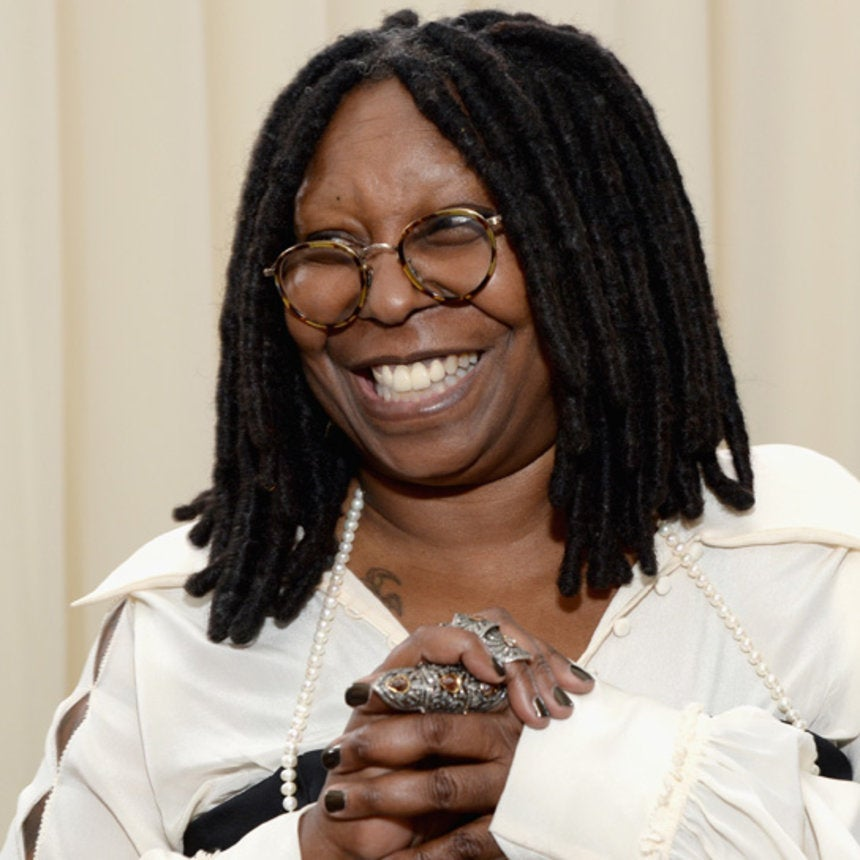 Watch Whoopi Goldberg and Michael Strahan Perform Dramatic Readings of Kanye West's Tweets