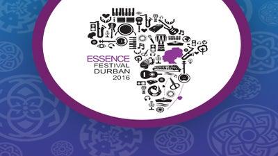 ESSENCE Festival Durban Launching November 2016