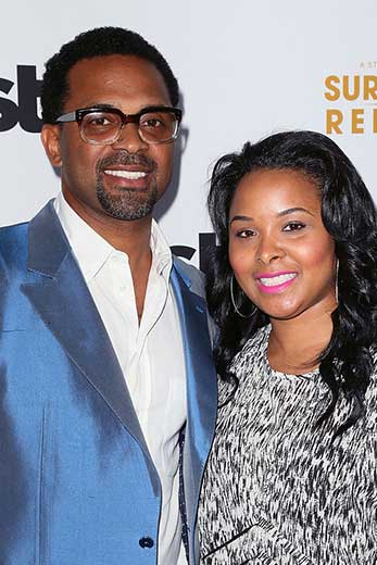 Mike Epps Files For Divorce