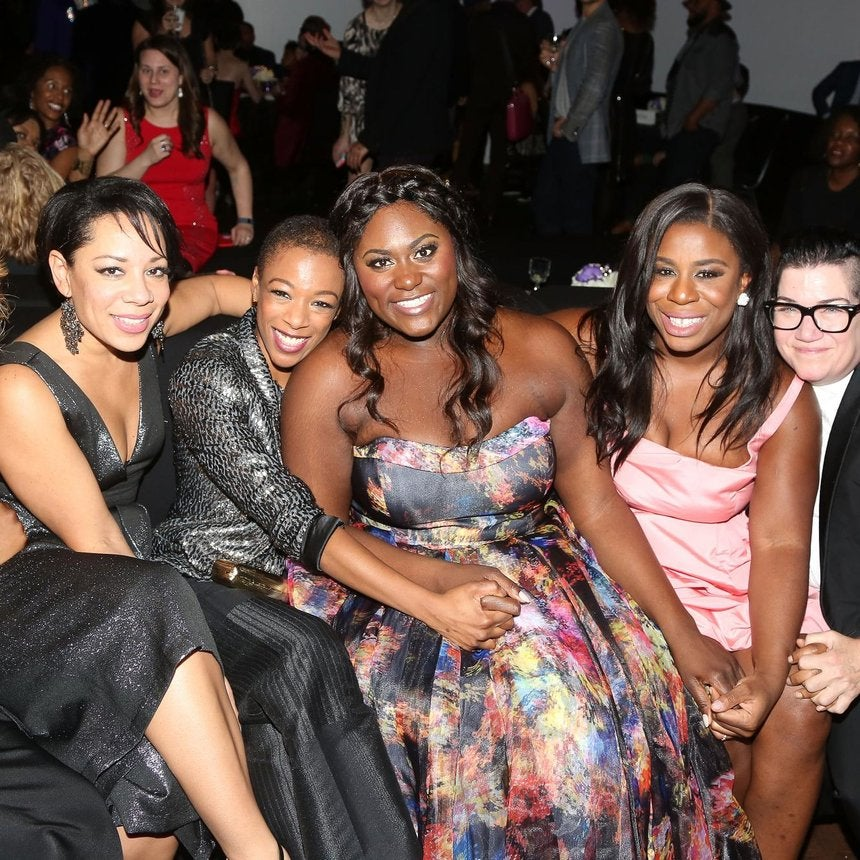 Uzo Aduba and 'Orange is the New Black' Cast Nab Second SAG Awards