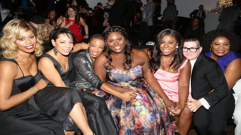 Uzo Aduba and 'Orange is the New Black' Cast Nab Second SAG Awards