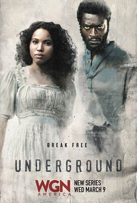 'Underground' Co-Creator Misha Green Talks The Overwhelming Joy of Show's Success
