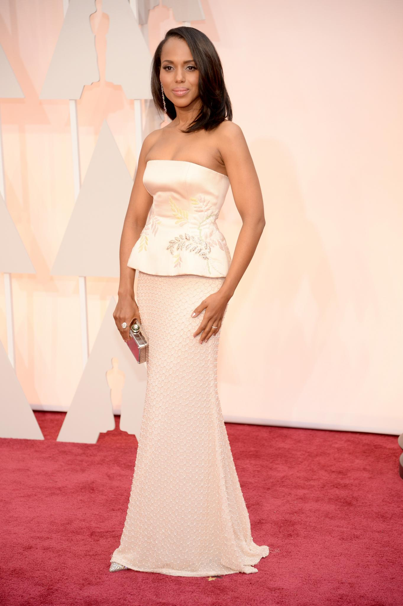 Quincy Jones, Kerry Washington Added as Oscar Presenters