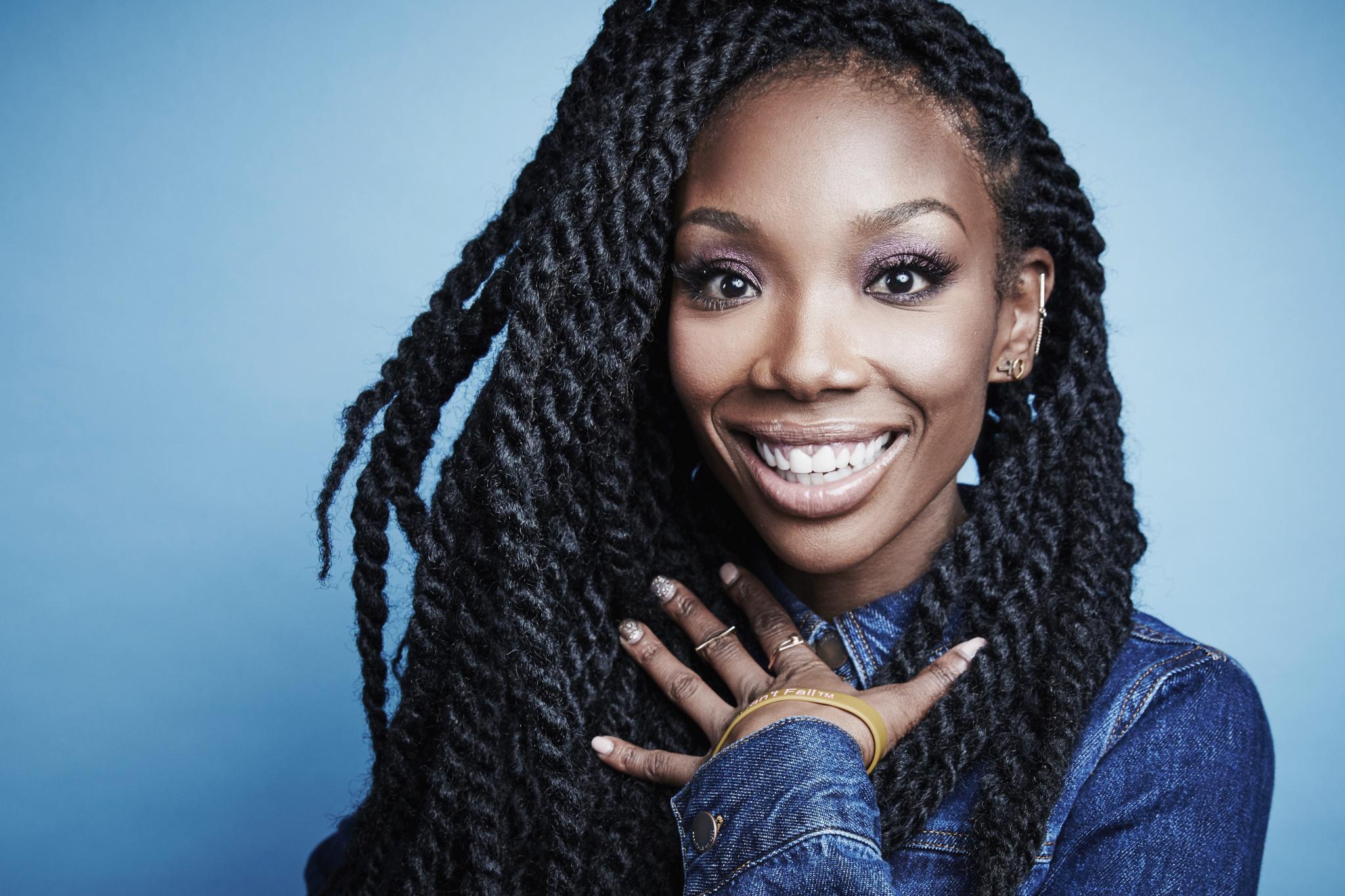 Brandy Shares Her Fondest Blackgirlmagic Moments Essence