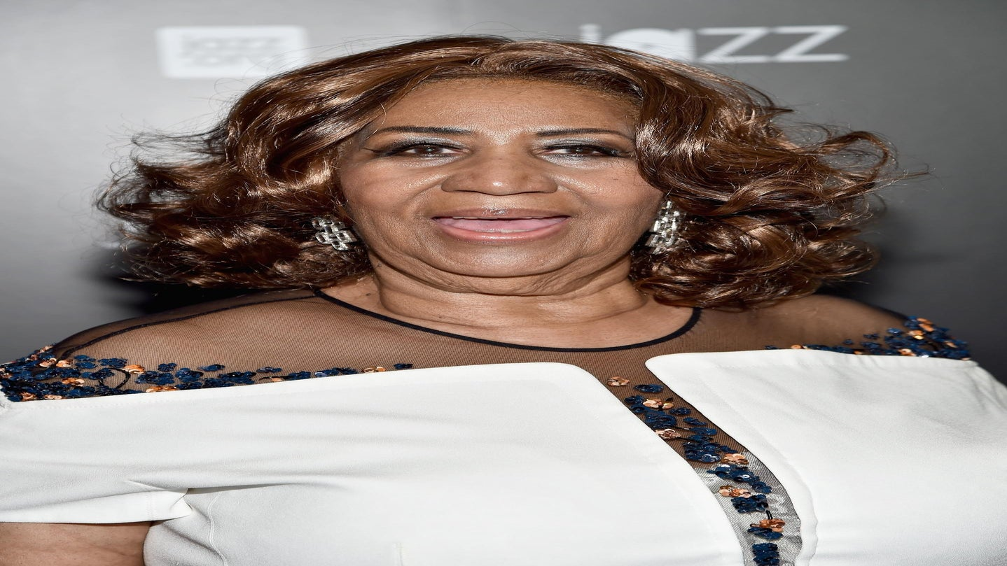 Step Aside, Patti Pies! Aretha Franklin to Launch New Food Line
