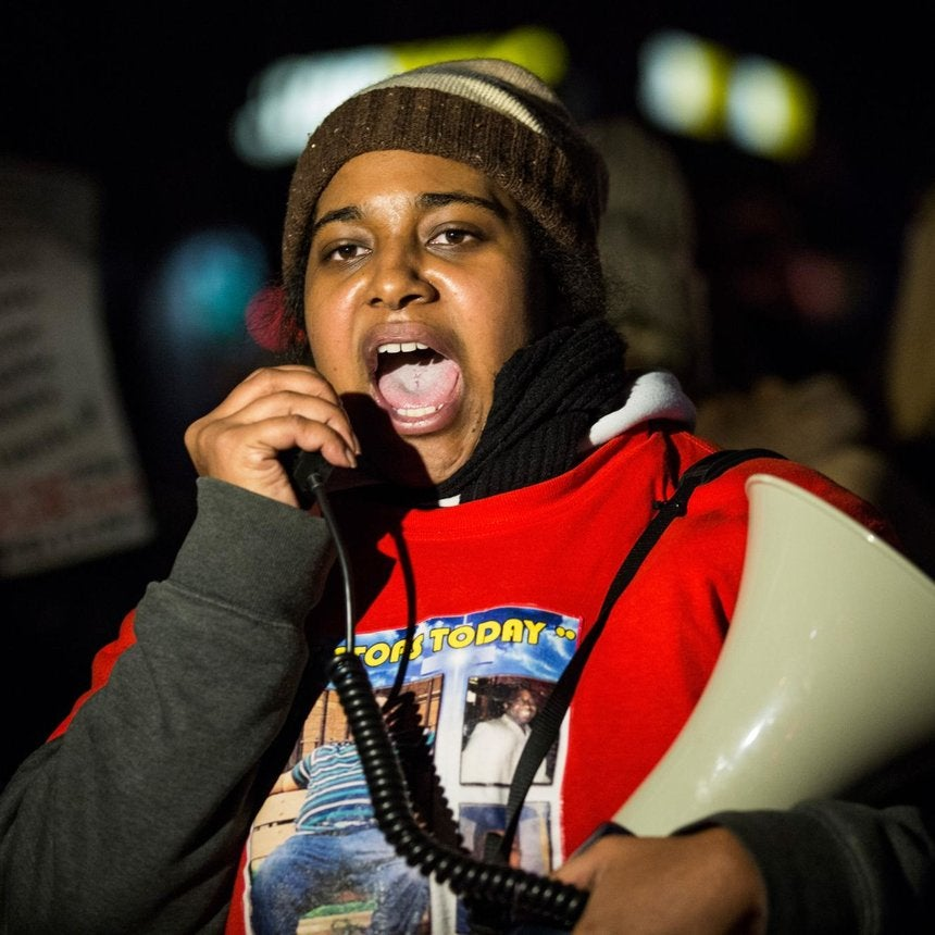 Erica Garner Addresses Leaked Emails From Clinton Campaign Discussing Her Father's Death