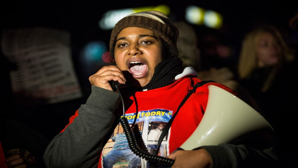 Erica Garner To NYC Mayor Bill De Blasio: You Don't Love Black Lives