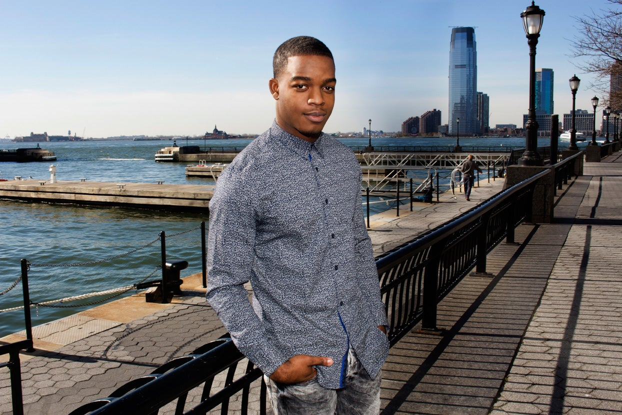 Get to Know 'Race' Star Stephan James