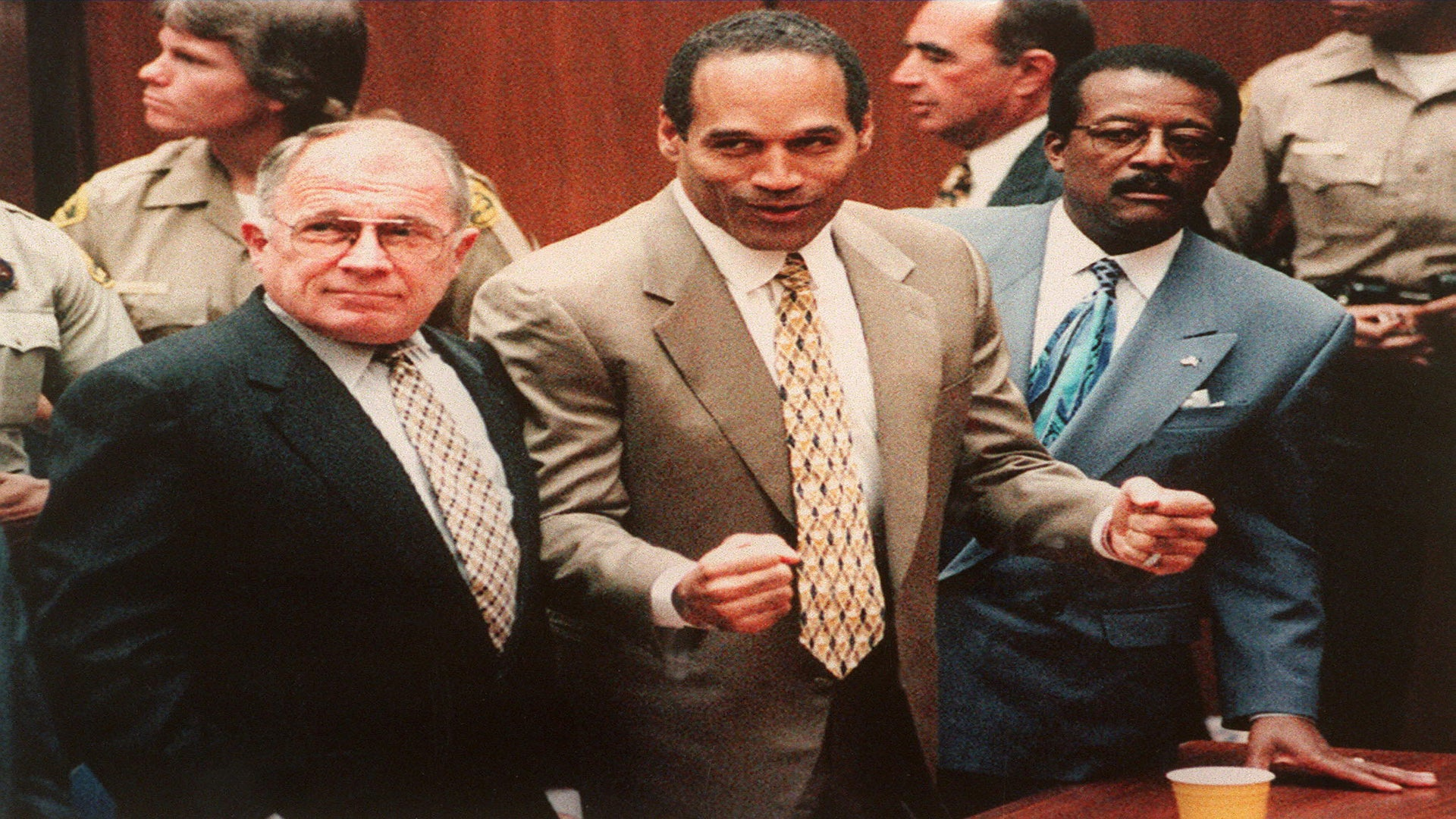 Knife Found at O.J. Simpson's Former Home Ruled Out as Murder Weapon