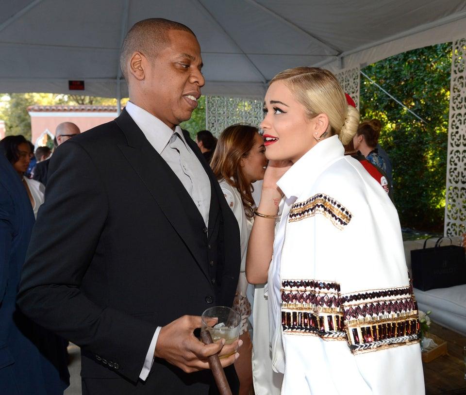 Roc Nation Files Lawsuit Against Rita Ora for $2.3 Million