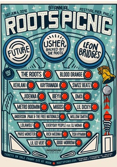 The Roots 9th Annual Picnic Lineup is Here! See Who is Slated to Take the Stage