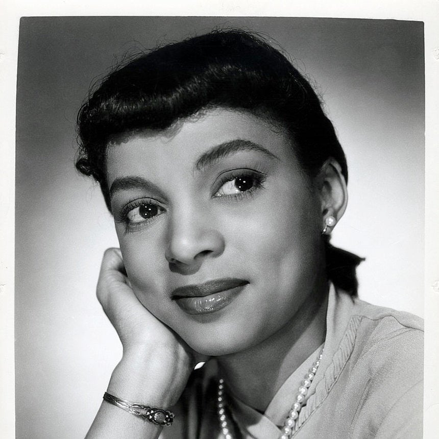 Poet jessica Care moore Pays Tribute to Legendary Actress Ruby Dee