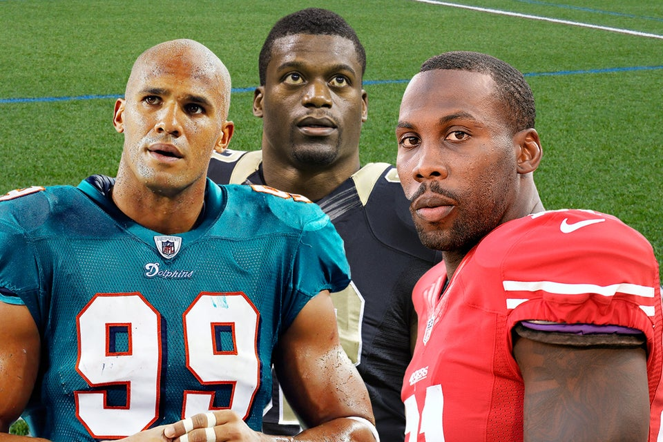 Super Bowl 50: NFL Hunks Who Are Rich, Ripped & Righteous