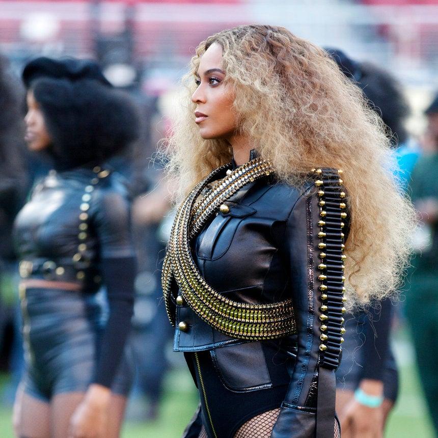 Teacher Uses Beyoncé's 'Formation' to Teach Geometry
