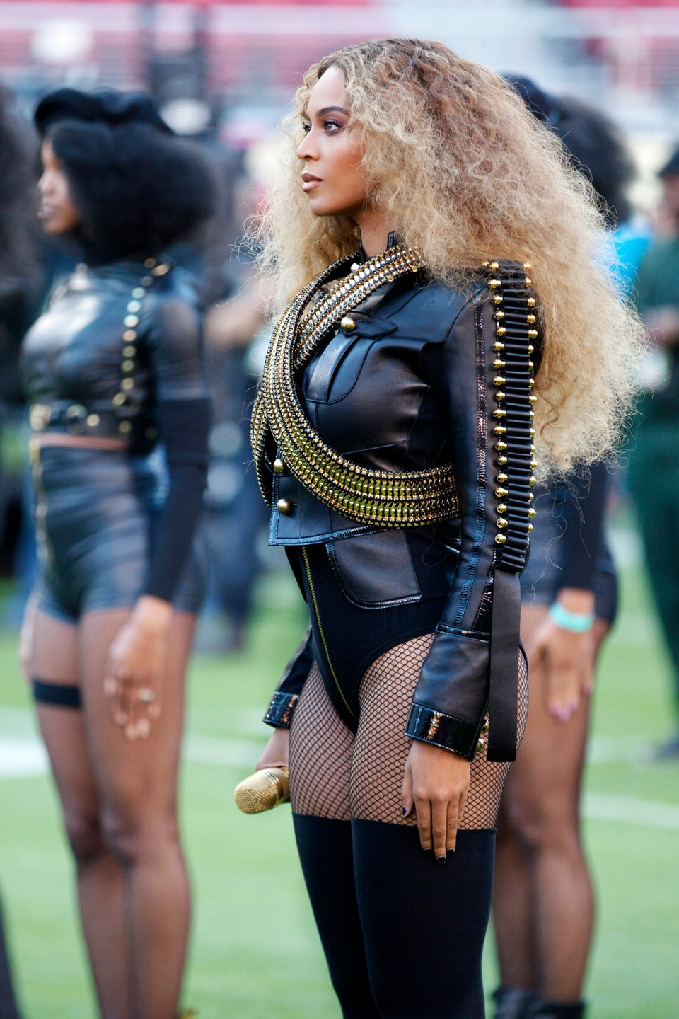 Former NYC Mayor Rudy Guiliani Says Beyonce's Super Bowl Performance 'Attacked' Police Officers