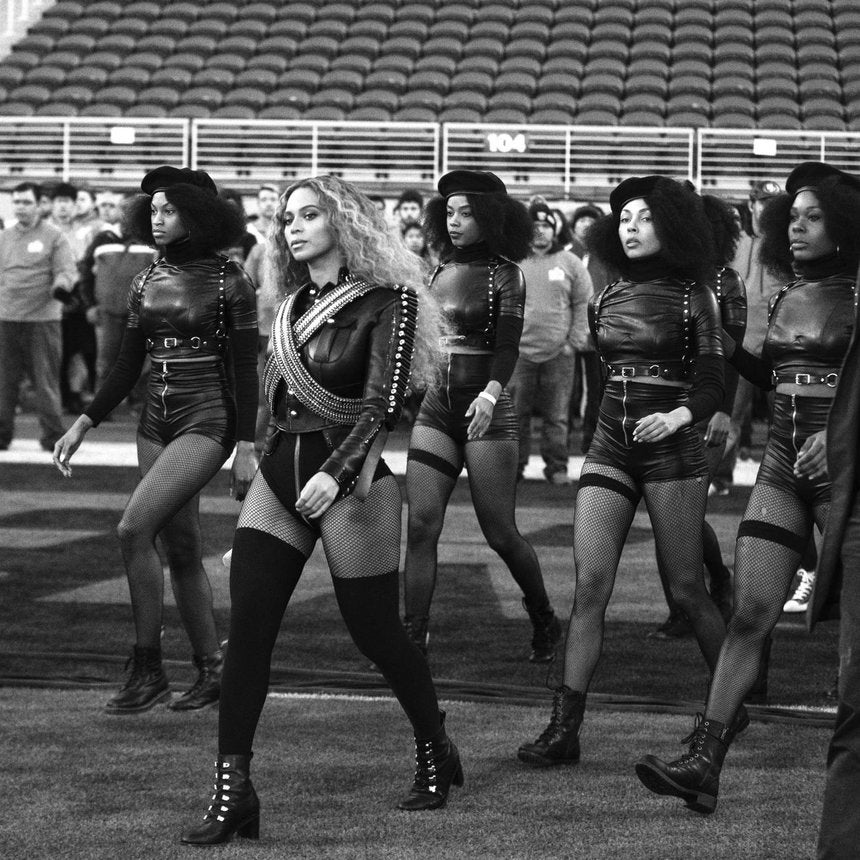 See Stunning Photos Of Beyonce's Super Bowl Performance You Won't Find Anywhere Else