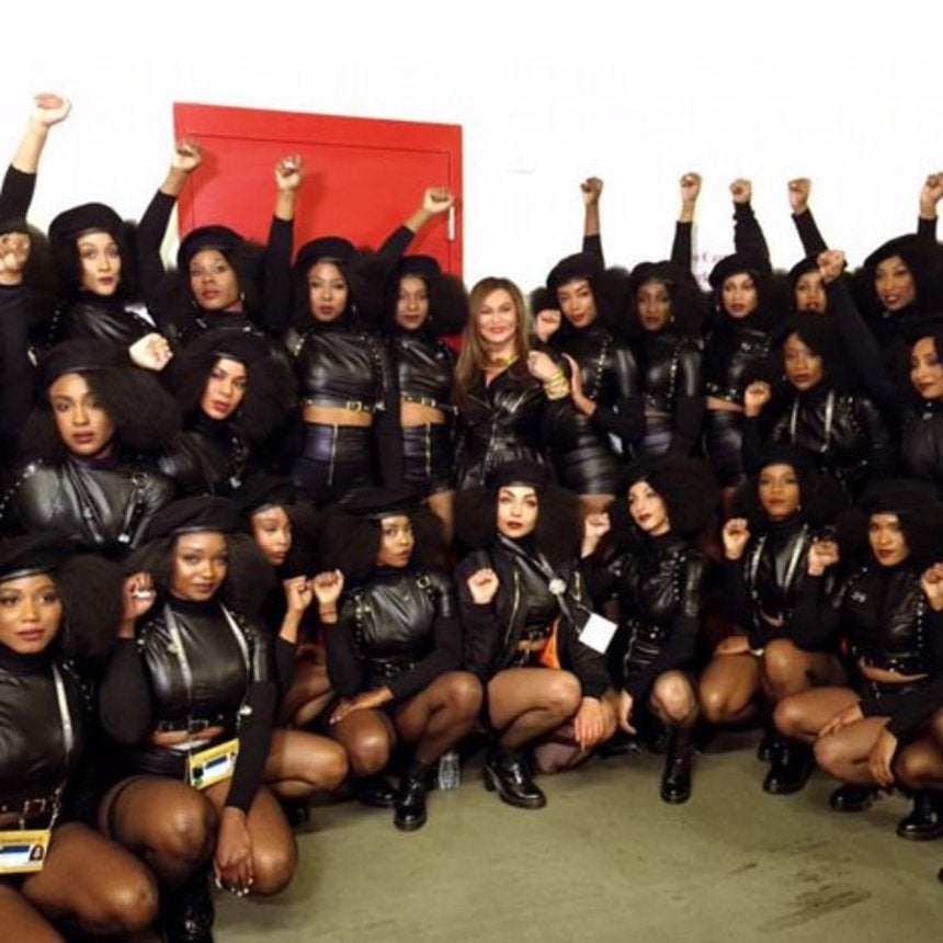 Beyonce's Dancers Pay Homage To the Black Panthers on the 50th Anniversary of Their Formation