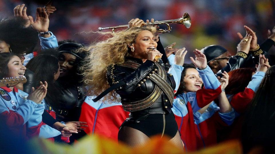 Surprise! Beyonce Announces a New World Tour During the Super Bowl