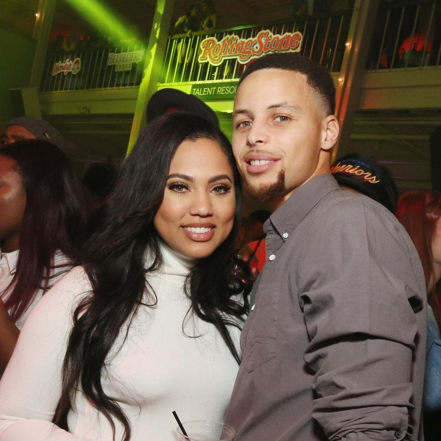 Watch: Ayesha Curry Gets Her Shot, Steph Chefs in the Kitchen for New Healthy Eating PSA