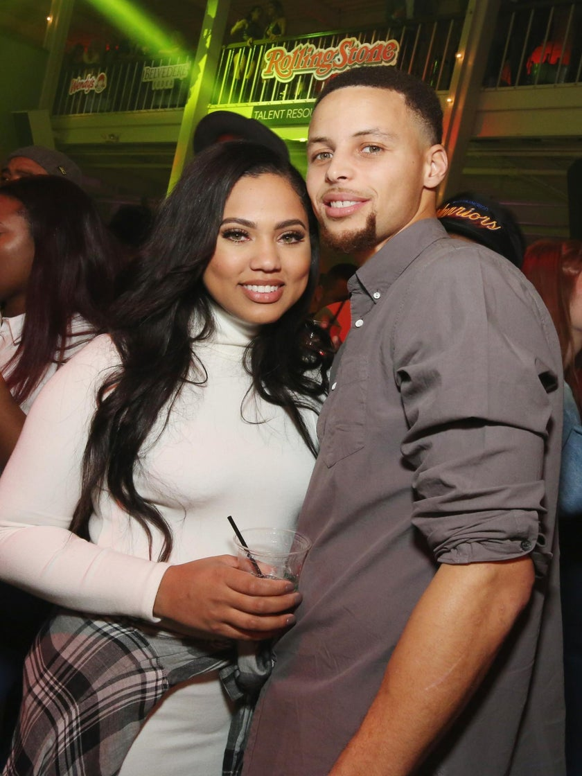 Steph Curry On Getting Married At 23: 'Why Waste Time If You've Found The Right One?'