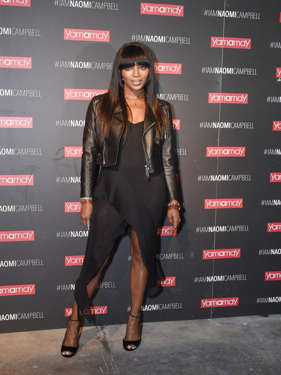 Naomi Campbell Beautifully Defends Plus-Size Model Ashley Graham