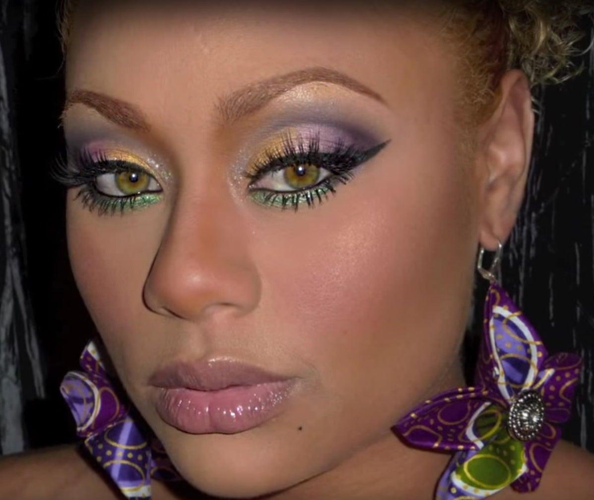 5 Mardi Gras Inspired Beauty Looks Youll Love Essence