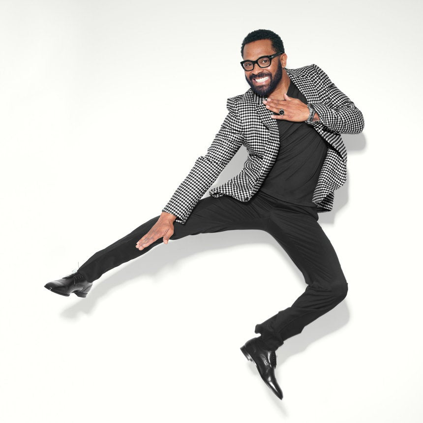 Mike Epps Talks Sitcom Debut in 'Uncle Buck' and Getting Ready to Play Richard Pryor in Biopic