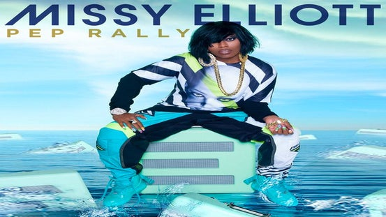 Missy Elliott Drops 'Pep Rally' in Time for Super Bowl