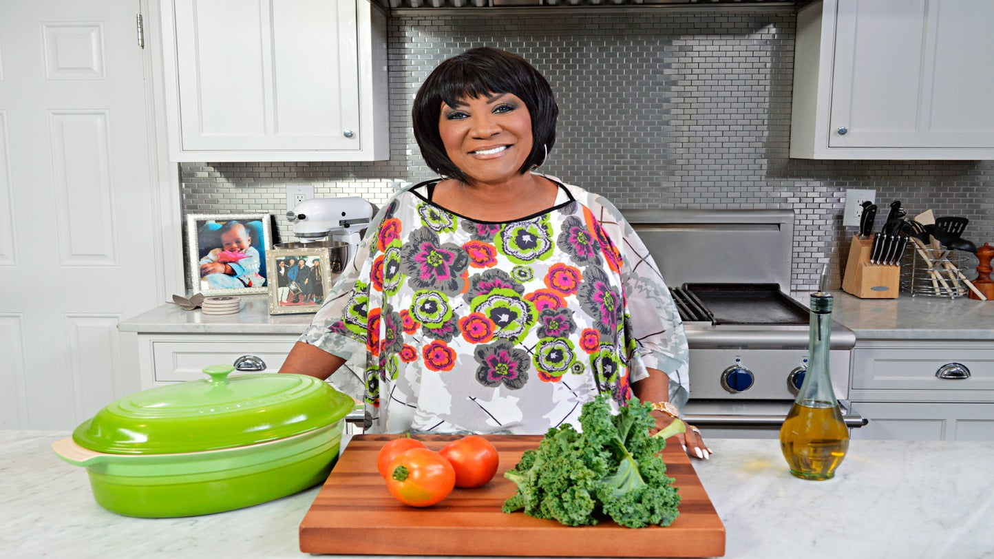 Some Like it Hot! Patti LaBelle Serves Up Soul Food with Her Signature Spice