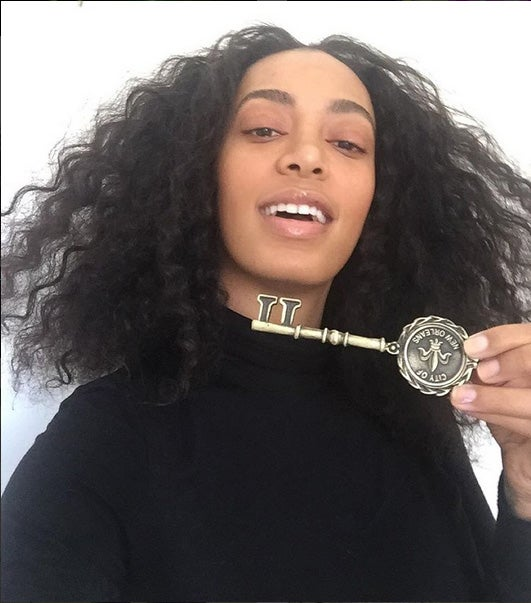 Solange Receives New Orleans Key to the City: 'I Am So Thankful'