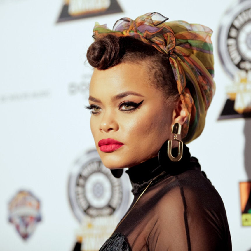 Rise Up Andra Day: EXCLUSIVE: Grammy Nominee Andra Day Talks Black Women In