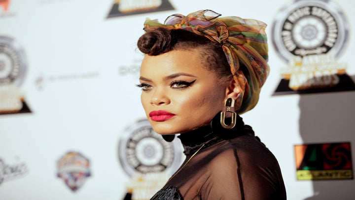 Grammy Nominee Andra Day: 'Nina Simone and Billie Holiday Are Why I Do What I Do'