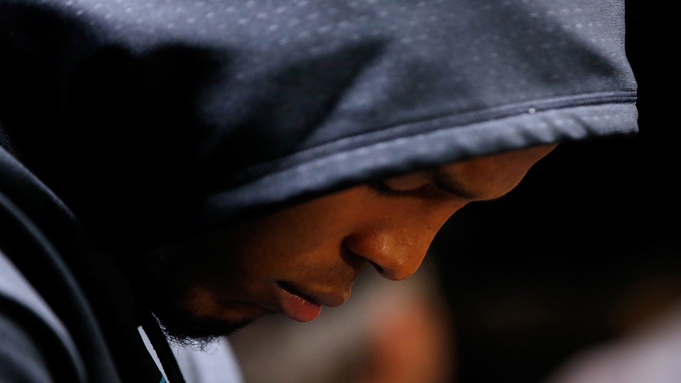 Cam Newton Calls Out Critics: 'I'm Human'
