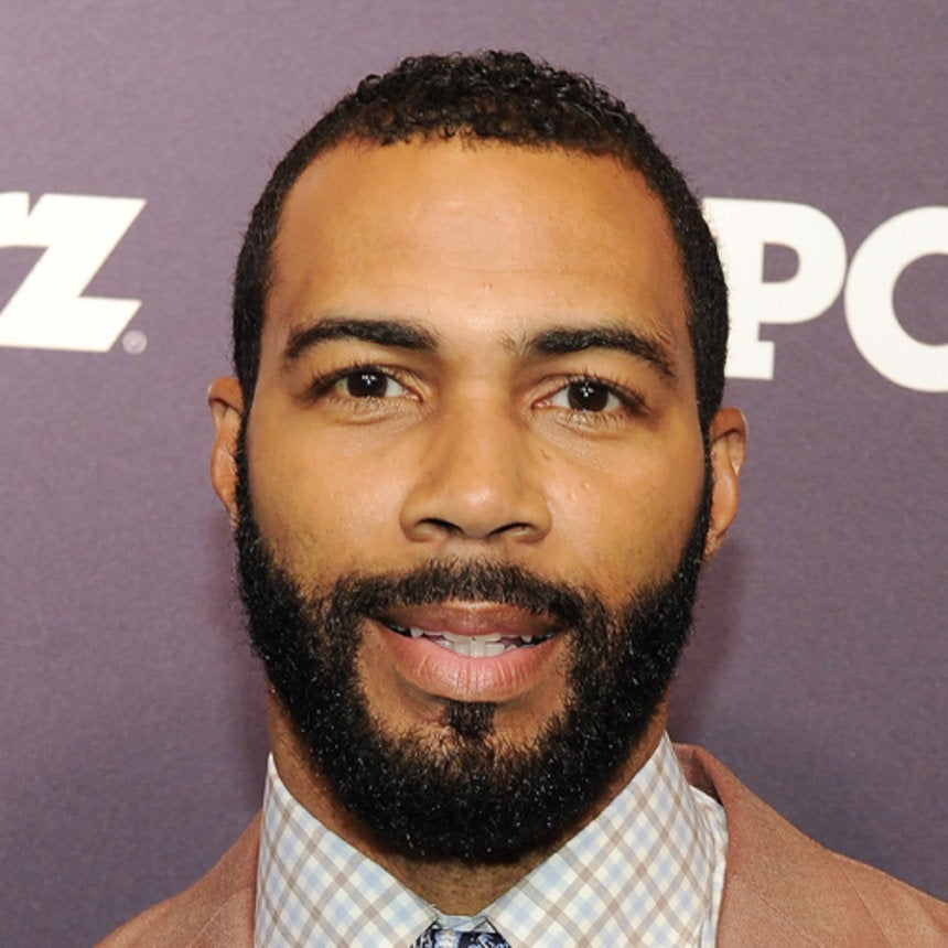 Omari Hardwick Talks About Being a Mentor to NBA Champ Kyrie Irving