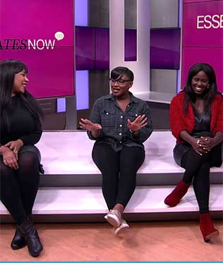 Watch The ESSENCE Love Squad Attempt To Convince A Valentine's Day Hater To Switch Sides