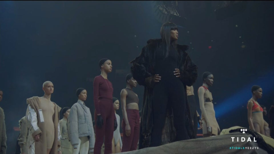 Naomi Campbell and Veronica Webb Help Kanye West Bring in Yeezy Season 3