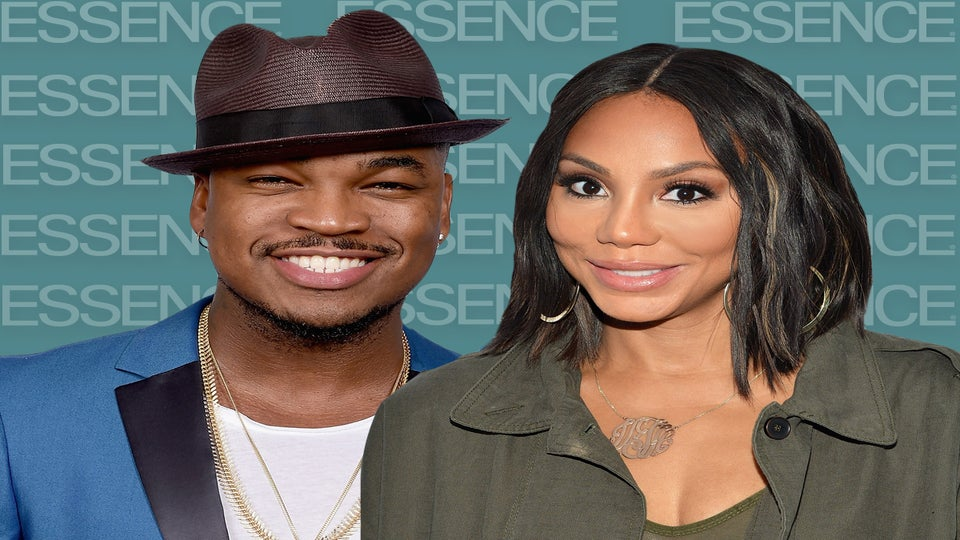 'ESSENCE Live': Tamar Braxton and Ne-Yo Talk Love and Music, Erica Campbell Gushes Over Beyonce