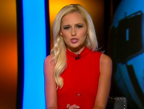 Tomi Lahren Takes Issue With MTV andBeyoncé