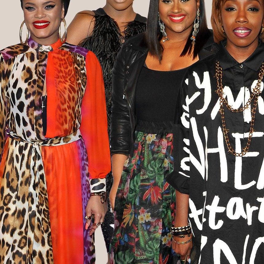 Red Carpet Recap: ESSENCE's 2016 Black Women in Music