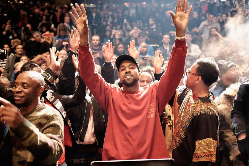 5 Epic Moments At Kanye West's 'Yeezy Season 3' Event