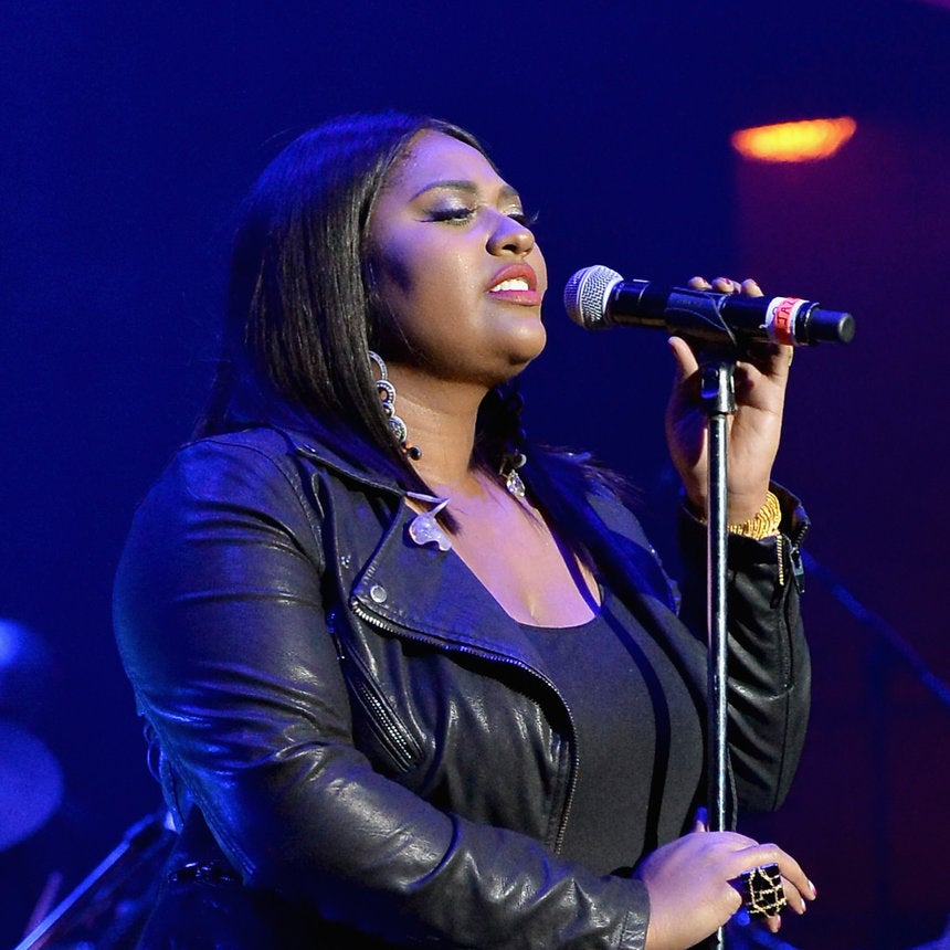 Jazmine Sullivan Joins Stevie Wonder For A Duet Of 'These ThreeWords'And It's EVERYTHING