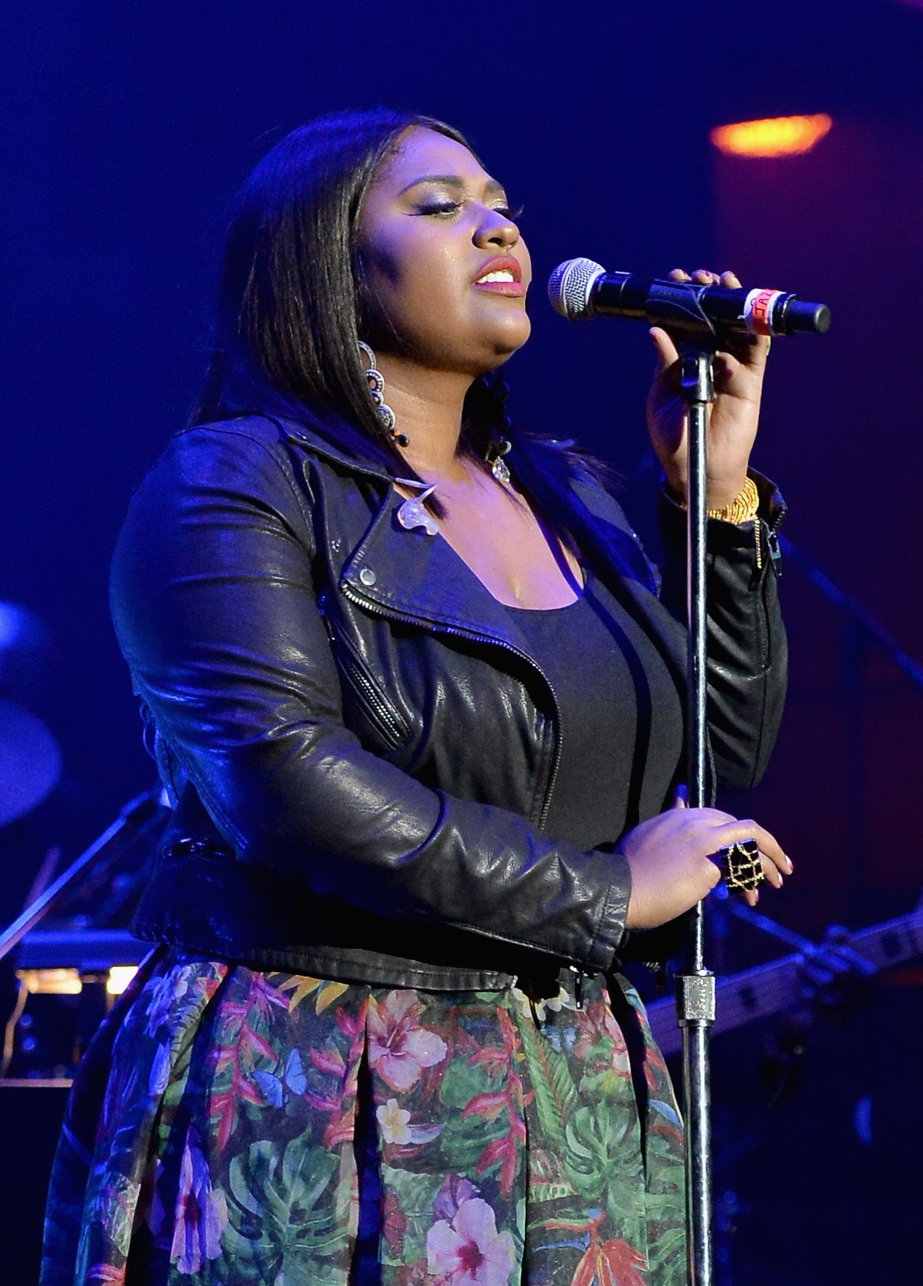 Jazmine Sullivan Joins Stevie Wonder For A Duet Of 'These Three Words'And It's EVERYTHING