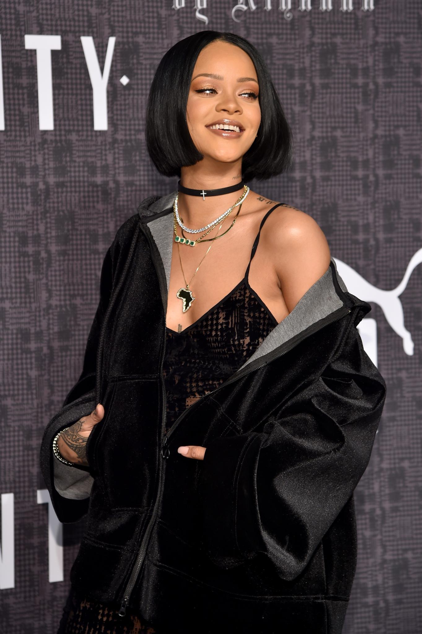Rihanna Debuts Fresh New Fenty X Puma Looks at NYFW