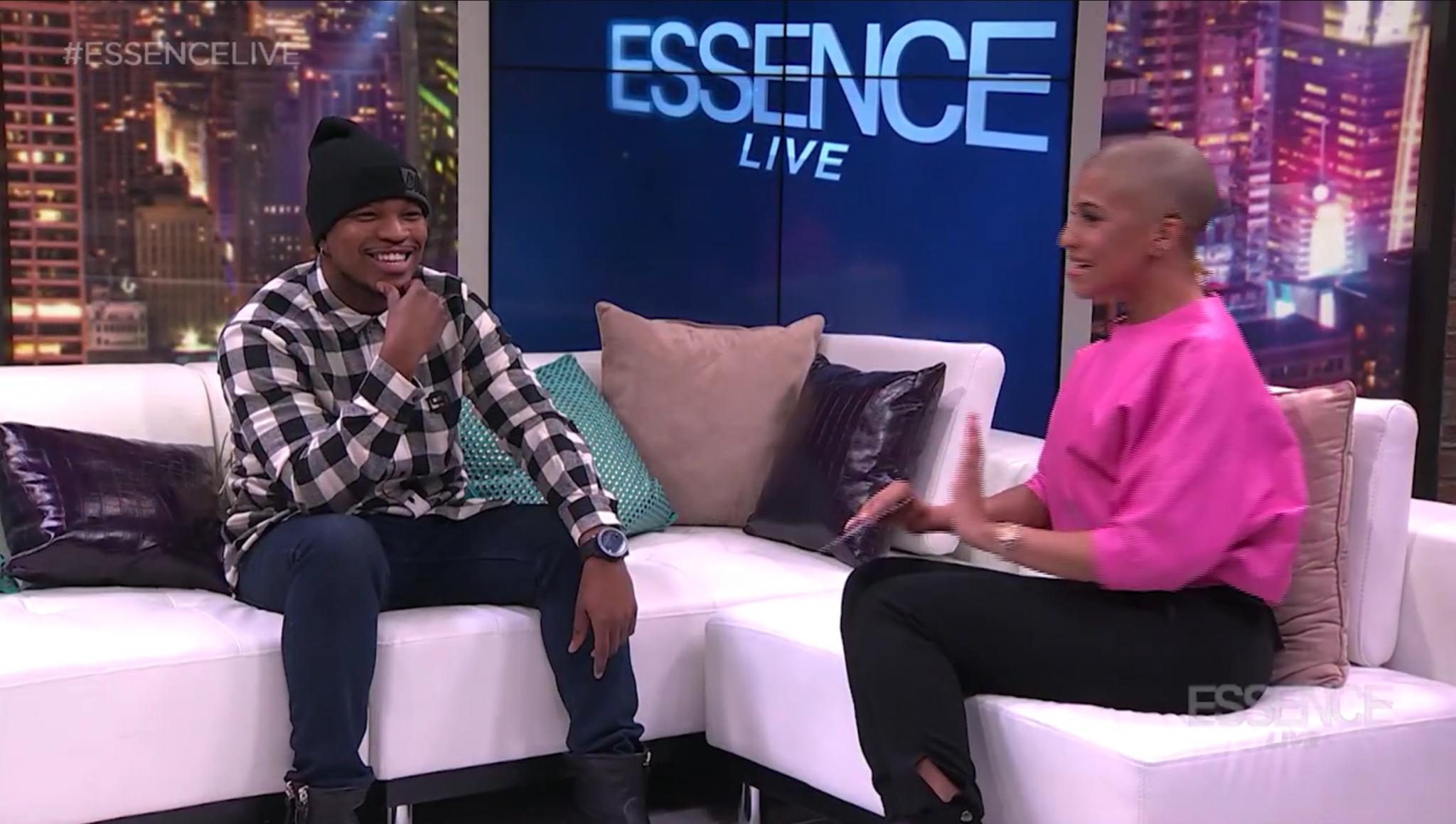 Ne-Yo Helps Out the Fellas By Breaking Down How to Make Valentine's Day Special