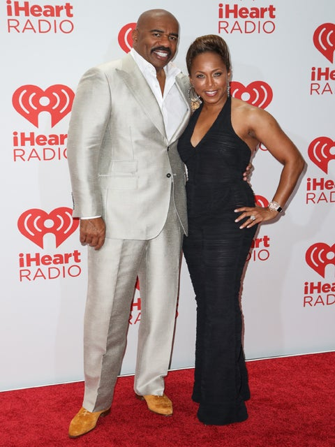 Steve Harvey Credits Wife Marjorie With Upgrading His Fashion Game