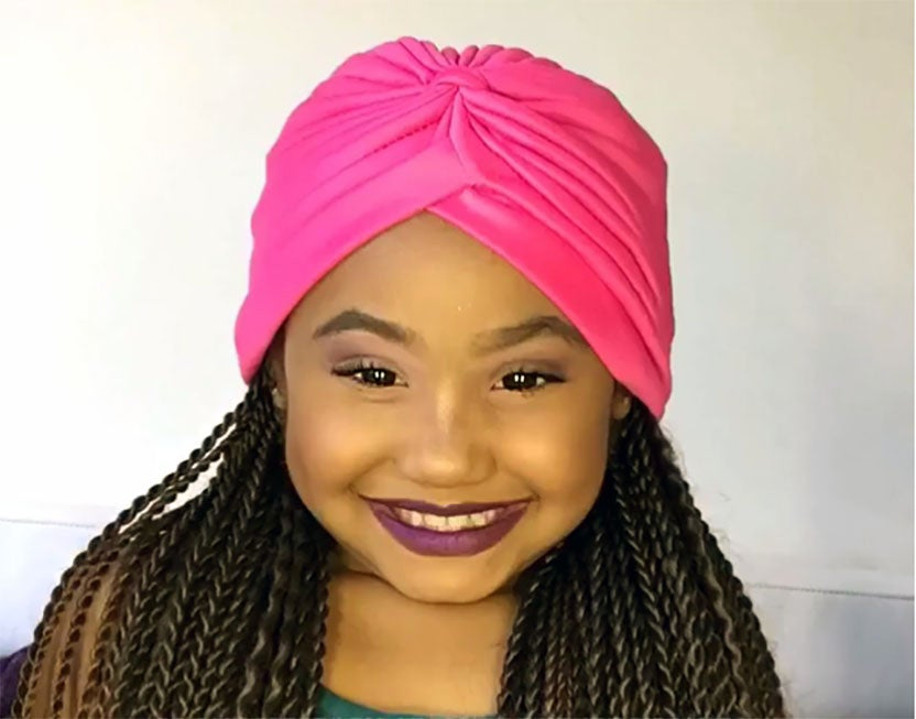 Christina Milian's Daughter Does Makeup Like a Pro